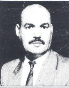 Kaddour BOUBETTACHE, Commissaire de police est assassiné dans sa voiture le 17 octobre 1992 avec son épouse dans le quartier Notre Dame d'Afrique sur les hauteurs d'Alger