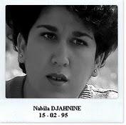 Nabila DJAHNINE : Architecte et militante féministe, présidente de l'association Thighri n'tmettouth (cri de femme) est assassinée le 15 février 95  à Tizi-Ouzou.