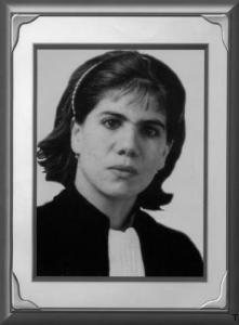Mtre LEILA KHEDDAR assassinée par les islamistes, le 24.06.1996 à Blida en compagnie de son frère MED REDHA