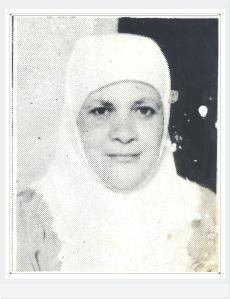 Mme Boubettache, est assassinée dans sa voiture avec son époux commissaire de police, lors d'une embuscade  le 17 octobre 1992 dans le quartier Notre Dame d'Afrique sur les hauteurs d'Alger